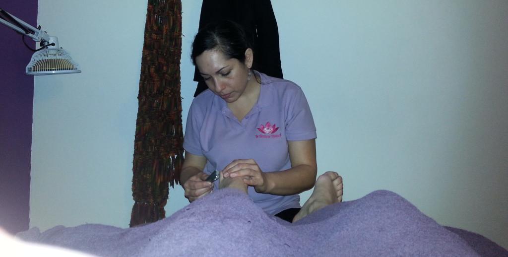 moxa therapie zwangerschap